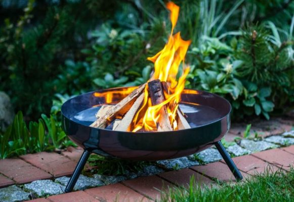 Outdoortrends 2018 Feuerschale