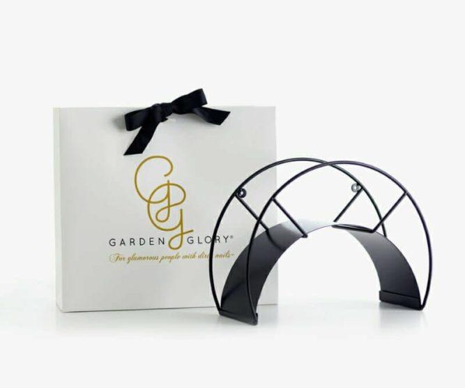 Garden Glory Schlauchhalter Black Swan