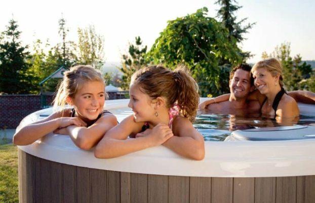 Pool Alternative - Whirlpool Familie