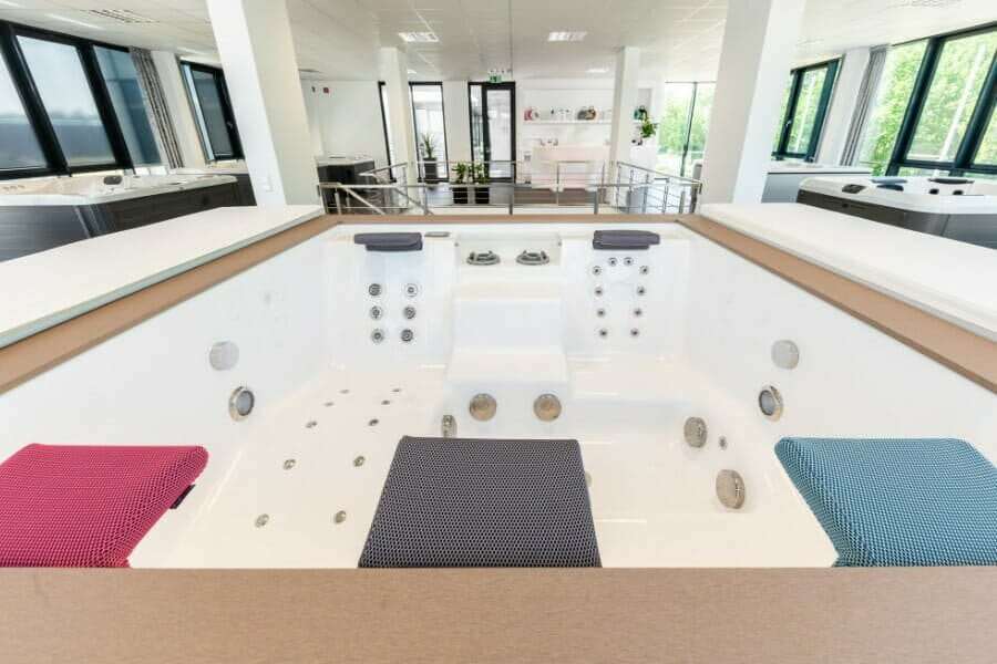 Whirlpool Ausstellungsstuck Vom Top Handler Spa Deluxe