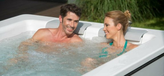 Whirlpool outdoor 2 Personen - V&B