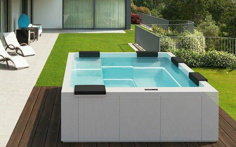 Treesse Maya Design Whirlpool Aus Italien Spa Deluxe