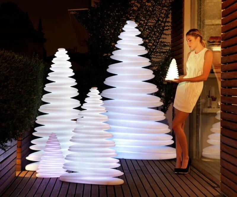 VONDOM Weihnachtsdeko - Chrismy Weihnachtsbaum