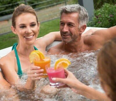 Whirlpool kaufen - Outdoor-Whirlpool