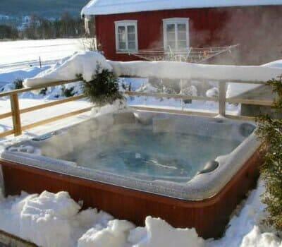 Whirlpool kaufen - Spadeluxe Winter