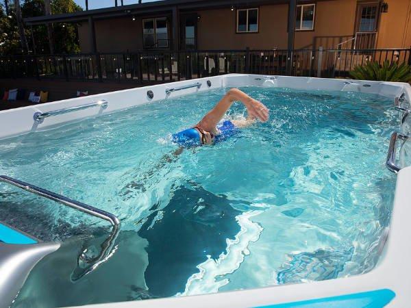 Swim Spas von Endless Pools - Jetzt Probeschwimmen