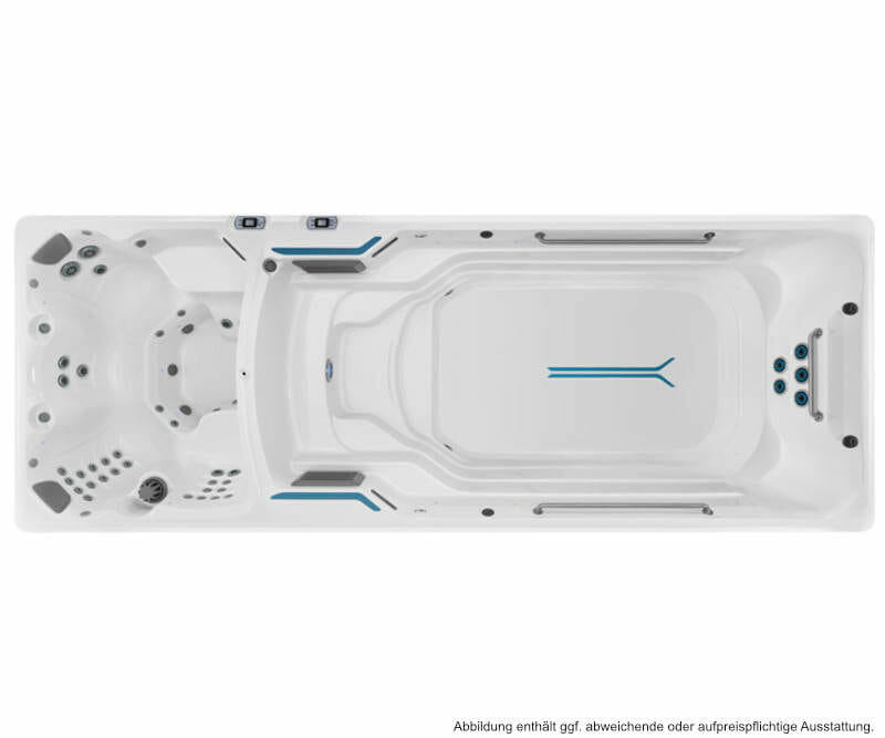 Spadeluxe - Endless Pools Swim Spa X2000