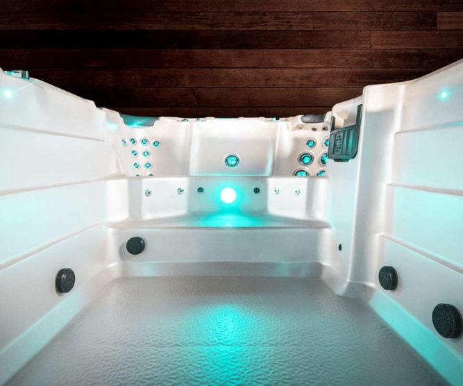 Swim Spa Vortex Aquagym Innenraum