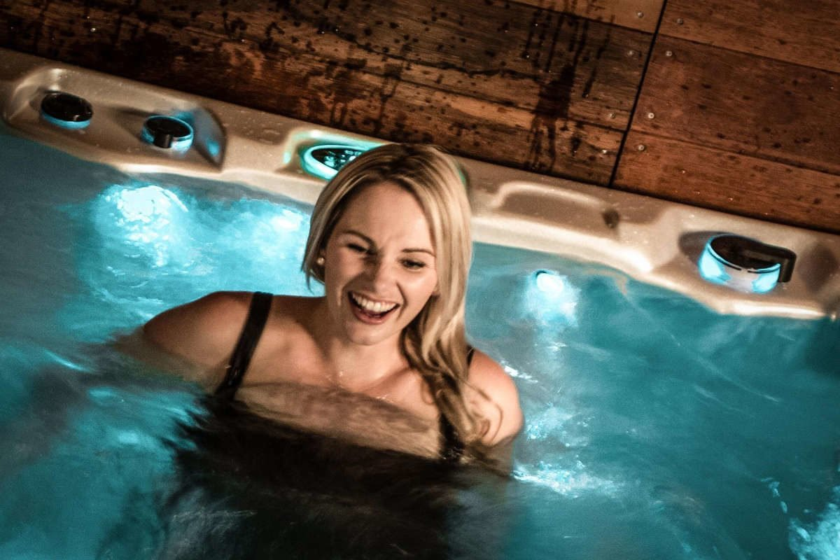 Swim Spa Vortex Aquagym Wasser