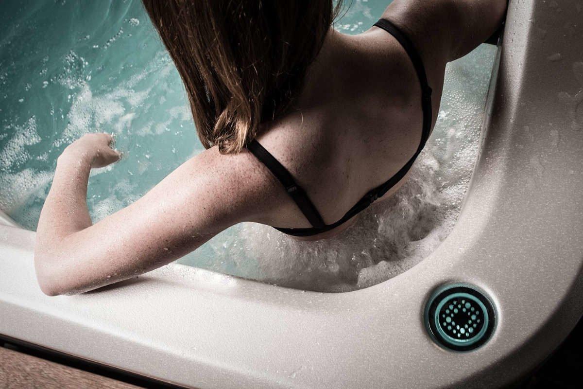 Swim Spa Vortex Aqualap Hydromassage