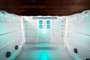 Swim Spa Vortex Aqualounge Gegenstrom