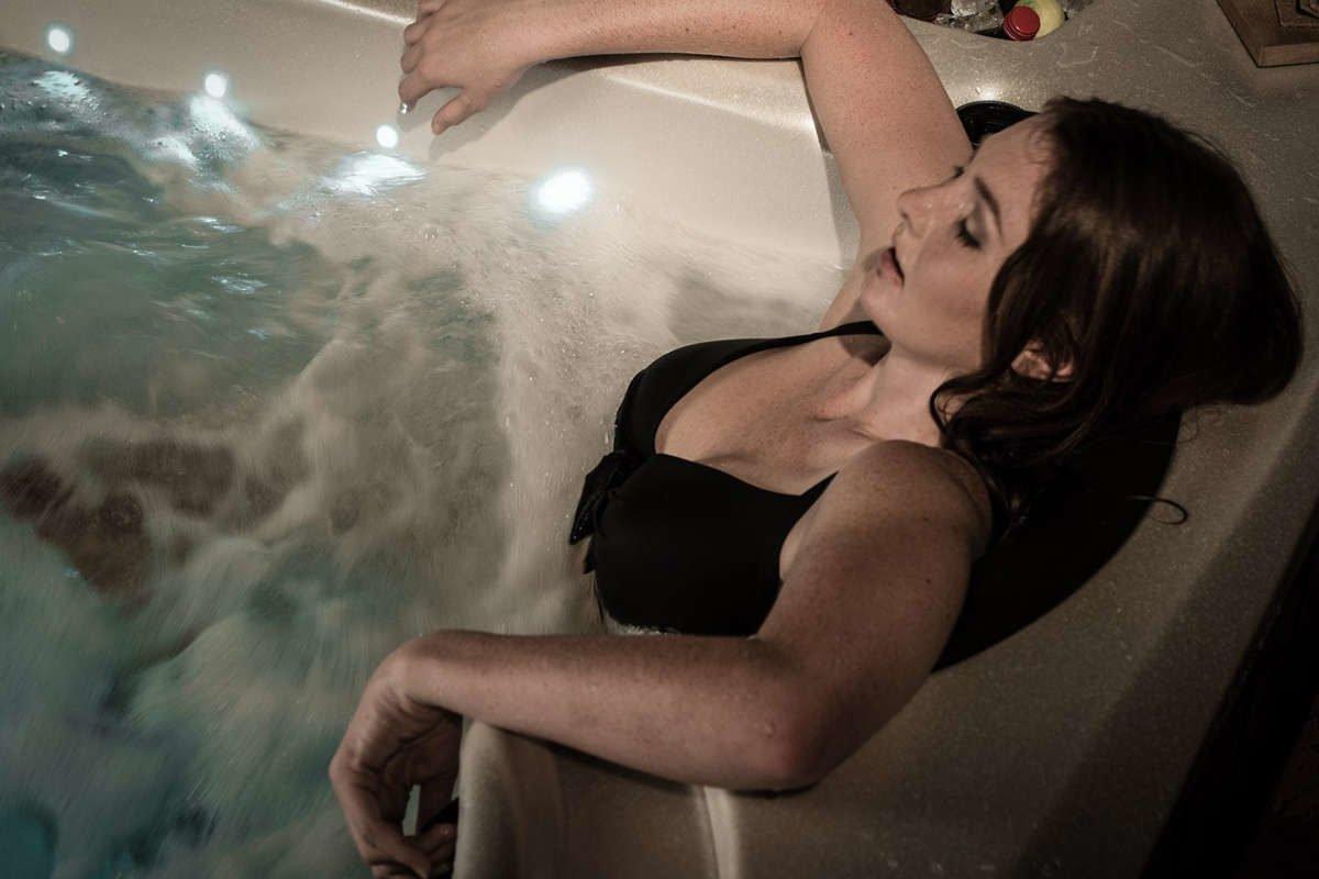 Swim Spa Vortex Hydrozone Erholung