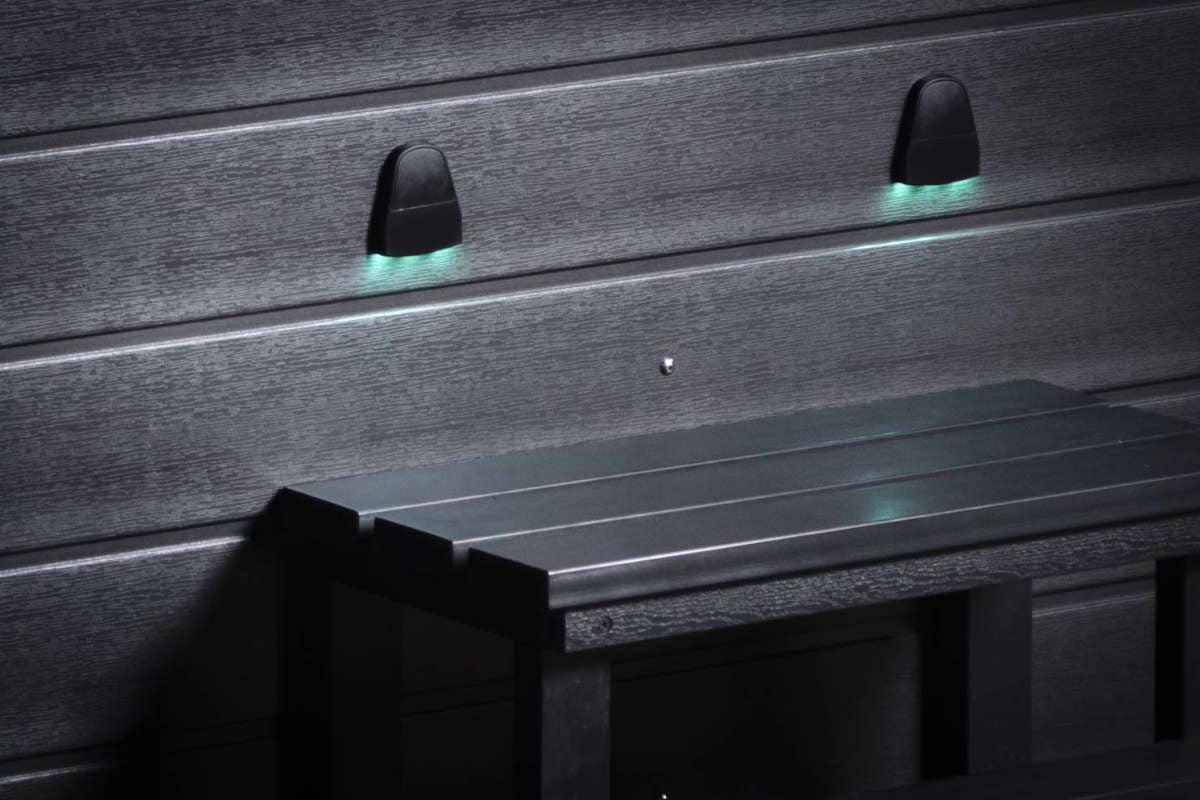 Whirlpool Vortex Spectrum Außenbeleuchtung