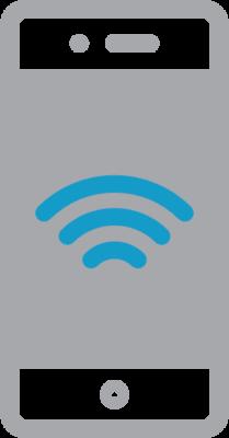 Wifi App-Steuerung