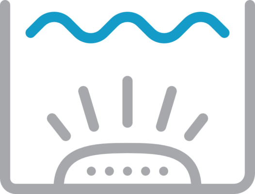 unterwasser-beleuchtung