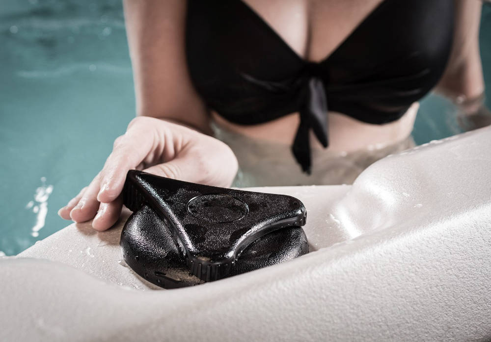 Vortex Aqualap Swim Spa Gegenstromanlage