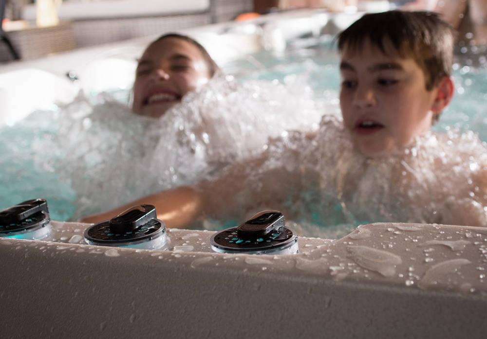 Vortex Hydrozone Swim Spa Gegenstrom