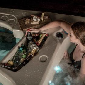 Vortex Hydrozone Swim Spa Getränkekühler