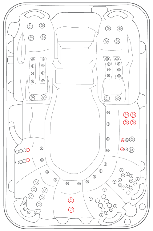 Palladium Jet-Layout