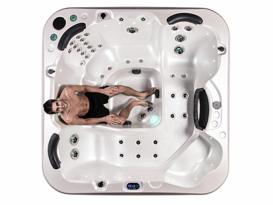 vortex-xenon-Rückenmassage-jets