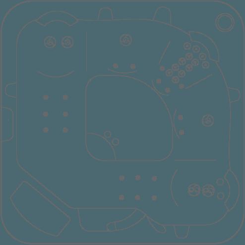 vortex xenon jet layout