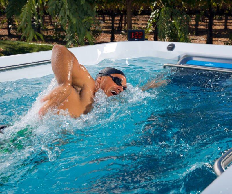 Schwimmspa schwimmen - Spadeluxe
