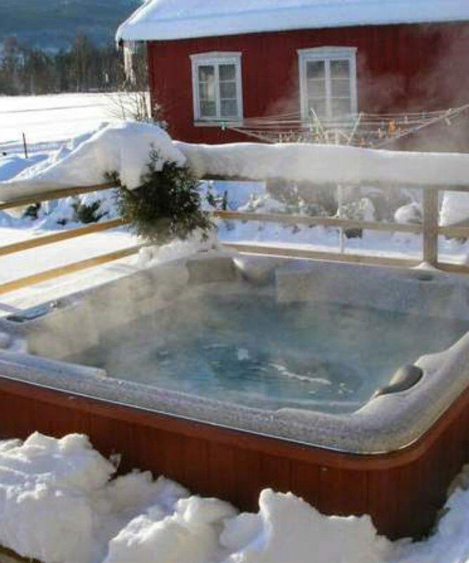 Whirlpool Outdoor Test - Energieeffizienz