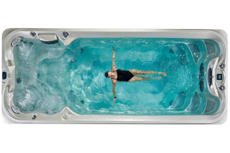 Jacuzzi Swim Spa J-4000 19' Spadeluxe