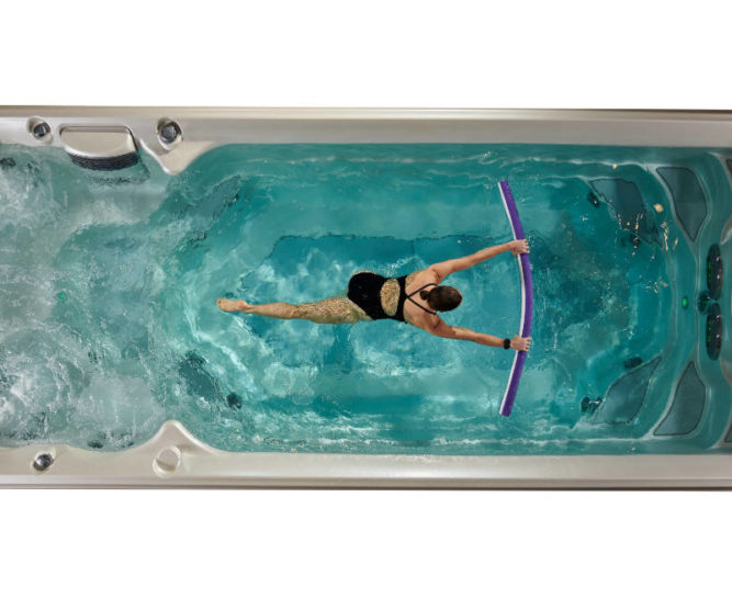 Jacuzzi Swim Spa J-4000 Fitness