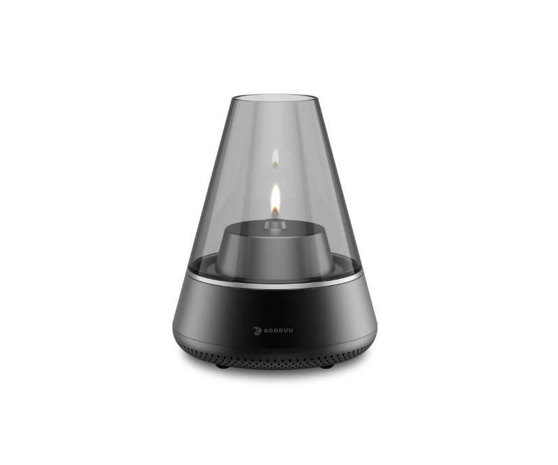 KOODUU Nordic Light Pro Black - Spadeluxe