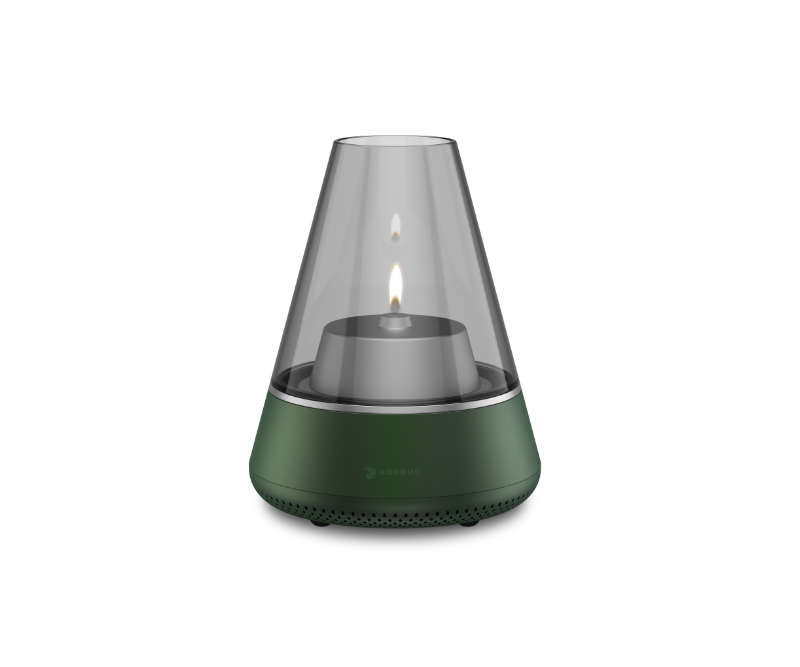 KOODUU Nordic Light Pro Green - Spadeluxe