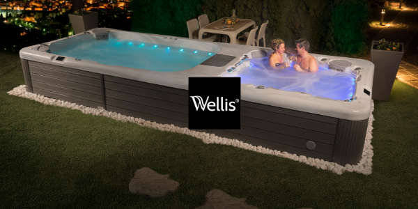 Wellis Swim Spas Menü