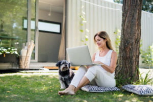 Outdoor-Living Trends 2021 - Home Office
